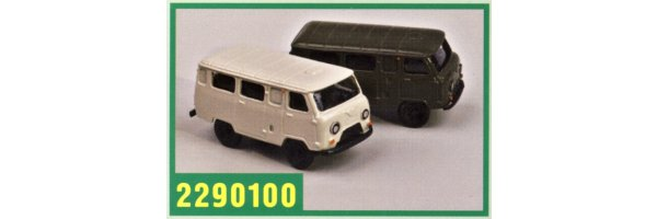 Busse, Kleinbusse, Kleintransporter