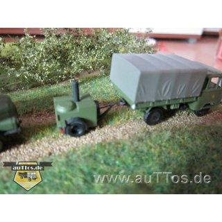 Feldküche NVA Fkü 100/57