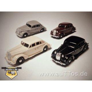 Pkw, ähnlich Opel Admiral Limousine (1937-39)