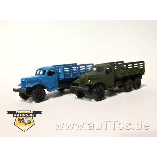 ZiL-157  Hochbordpritsche