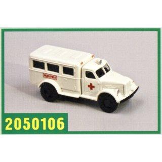 GAZ-51/PAZ-653 medizinischer Dienst