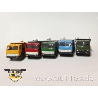 KamAZ 5511 6x4 Kipper