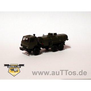 KamAZ 4310 Tankwagen AZ 7.0, militärgrün