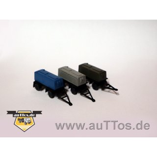 Generatoranhänger FIMAG 6-2470, 2achsig
