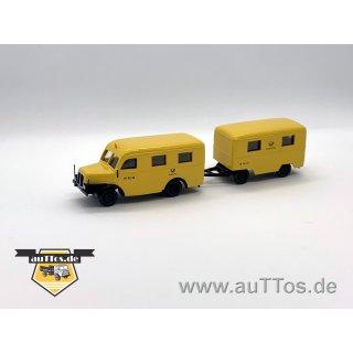 H3A Paketlastkraftwagen mit Anhänger (Jahresmodell 2020)