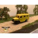 H3A Paketlastkraftwagen, gelb