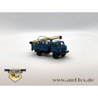 GAZ-66 Mastlochbohr- und setzgerät BM-202 (Wismut)