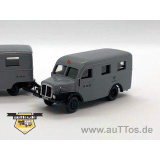 H3A Paketlastkraftwagen, grau