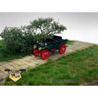 1907 International Auto Wagon 2 Sitzbänke grün