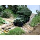 KrAZ-255 BMK-T, militärgrün - NVA