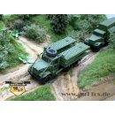 KrAZ-255 TMM-3, militärgrün - NVA