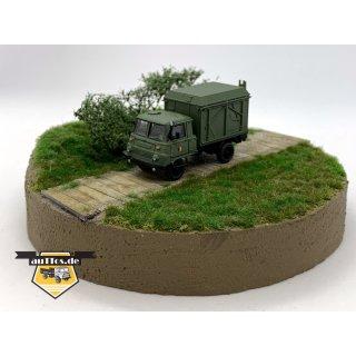 Robur LO 2002, A/KSA militärgrün - NVA
