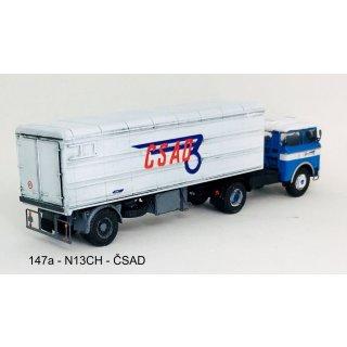 Kühlauflieger Orlican N13CH - CSAD (Bausatz)