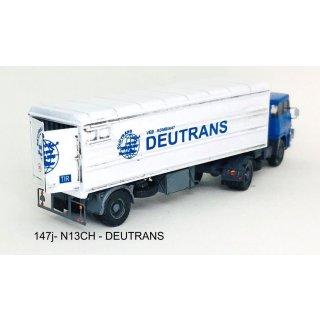 Kühlauflieger Orlican N13CH - Deutrans (Bausatz)