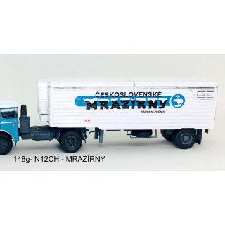 Kühlauflieger Orlican N12CH ALKA - Mrazírny (Bausatz)