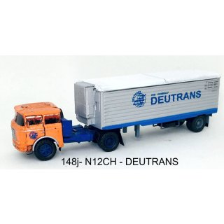 Kühlauflieger Orlican N12CH ALKA - Deutrans (Bausatz)