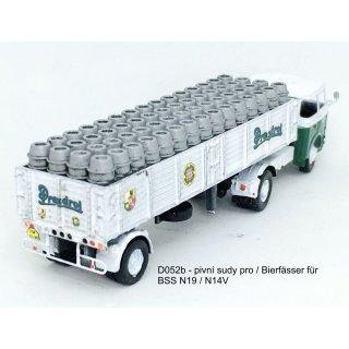 Bierfässer BSS N19.081 und BSS N14V (Bausatz)