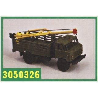 GAZ-66 Mastlochbohr- und setzgerät BM-202