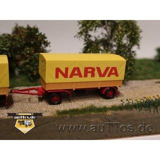 """""""NARVA"""" (orange, Plane gelb)"""